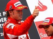 Ferrari insta Massa ceder Alonso triunfo Alemania