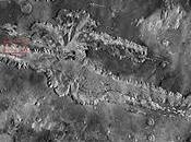 mapa preciso Marte
