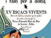 Ajedrez Viviente Jávea Escacs Vivents Xàbia 2010
