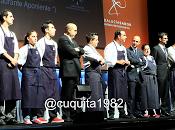 Instantáneas gráficas Congreso Chefs Feria Andalucía Sabor 2013