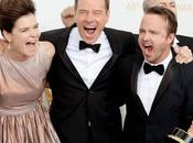 'Breaking Bad' corona Emmy 2013 semana despedida