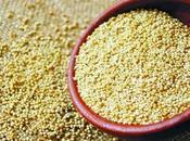 quinoa saltó escena mundial: consumo moda ingrediente estable menús