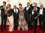Ganadores Emmys 2013