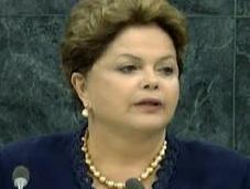 Dilma ataca espionaje EEUU contra Brasil