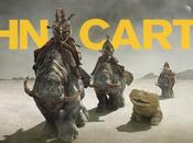 """John Carter"" (2012) buena peli aventuras"