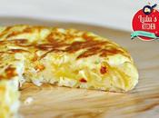 Tortilla española cebolla