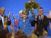 Ángela Merkel triunfa como Adenauer