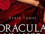 Drácula, amor, Syrie James