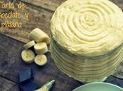 Cómo hacer fácil deliciosa Tarta chocolate plátano (Exito asegurado)