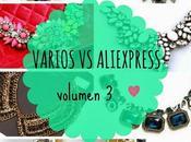 complementos: INDITEX OTROS; ALIEXPRESS
