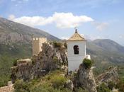 Casco Histórico Castell Guadalest (Alicante)