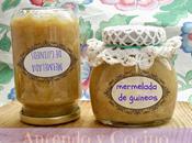 Mermelada guineos {bananas}