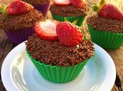 Cupcake Chocolate Dulce Leche