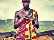 África tienen bancos, pero móviles