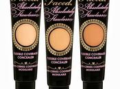 MDR: Absolutely Flawless Concealer, Baume Beauté Eclair, Nirvanesque, FACIAL, Galisteo.