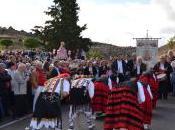Castroserna Abajo, danzas paloteos Miguel Virgen Remedios