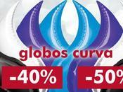 Nuestros globos curva outlet
