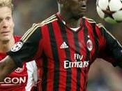 Champions League Balotelli salva muebles para Milan