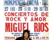 """Miguel Ríos Conciertos """"Rock Amor"""" (Hispavox 1972)"""