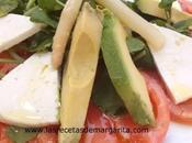 Ensalada tomate, aguacate queso fresco-Valoración nutricional