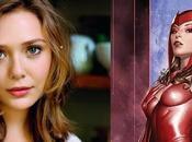 Elizabeth Olsen será Bruja Escarlata para 'Los Vengadores Palabra Nick Furia