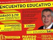 ENCUENTRO EDUCATIVO sábado 05/10 Fac. Económicas: Convoca