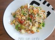 Ensalada arroz esther