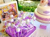 Mesa dulces Bautizo Emma