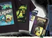 Participa concurso Springfield consigue camiseta Esponja para Halloween