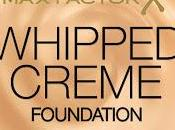 Whipped Crème Factor, nuevo mate
