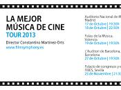 Nueva gira Film Symphony Orchestra interpretando bandas sonoras clásicas cine