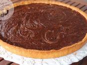 Tarta chocolate caramelo