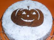 Bizcocho calabaza chocolate