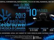 Comenzó Festival Brouwer Música Cámara