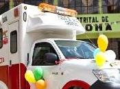 Huarochiri recibe duodécima ambulancia…