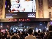 Supersubmarina congrega personas madrileña plaza callao