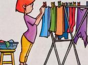 Secar ropa dentro casa