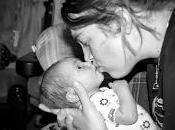 peligros besar bebé boca