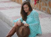 Crochet Fringe Dress