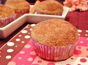 Muffins vainilla canela