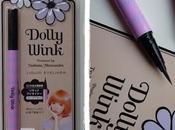 Cosmética asiática (II). Dolly Wink: delineador negro intenso