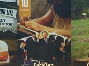 Colección carteles cronológicos para remake 'Oldboy' clip)