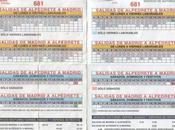 Recorte injustificado autobuses Alpedrete Larrea Grupo Avanza
