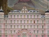 Primer poster 'The Grand Budapest Hotel' Anderson