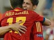selección española sub21: Pleno primera vuelta