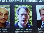 Premio Nobel Economía para tres estadounidenses