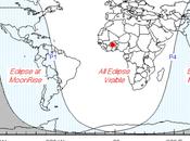 ¿Dónde podrá eclipse lunar penumbral éste viernes?¿Será visible Venezuela?