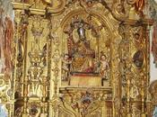 Iglesia Santa María Blanca (14): Retablo Pedro cátedra.