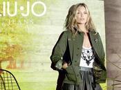 Kate Moss para Liujo Jeans Fall 2013