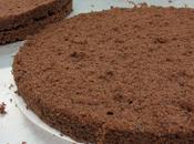 Bizcocho genovés chocolate
